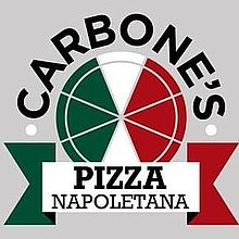Carbones Pizza Pizza Van