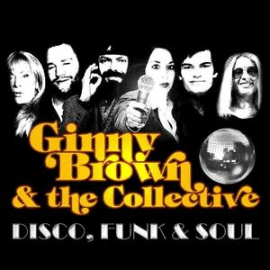 Ginny Brown & the Collective - Live music band , Nottingham,  Function & Wedding Band, Nottingham Disco Band, Nottingham Funk band, Nottingham