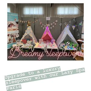 dreamy sleepovers Children Entertainment