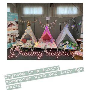 Dreamy Sleepovers Bell Tent
