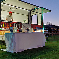 ALTIERI Pizza Trailer Wedding Catering