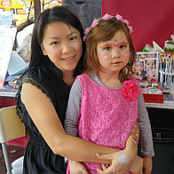 Fairy Face HK Face Painter