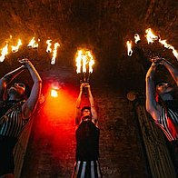 Ruby Moon Entertainment Fire Eater