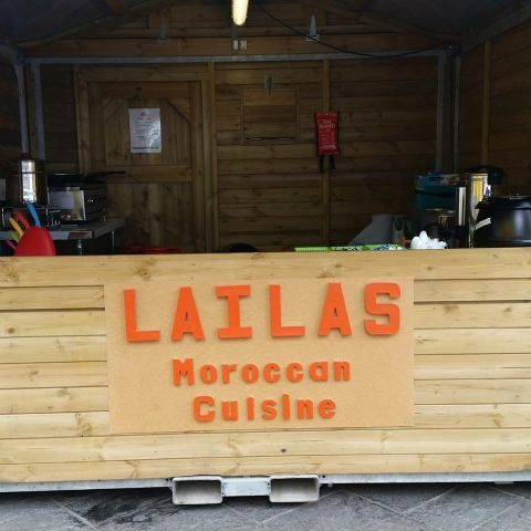 Laila's Traditional Moroccan Cuisine Street Food Catering