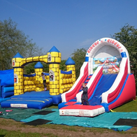 Worksop Bouncy Castle Hire Games and Activities