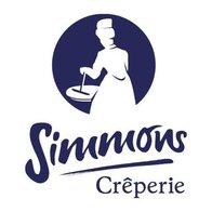 Simmons Creperie Crepes Van
