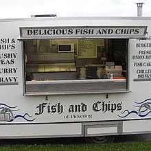 Mobile Fish and Chips of Pickering Fish and Chip Van