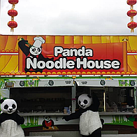 Panda Catering Ltd Food Van