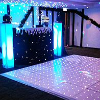 Switched On Sounds DJs Dancefloor Photo Booth Event Equipment