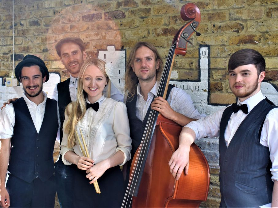 The Night and Day Collective - Live music band Ensemble Singer  - Greater London - Greater London photo