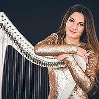 Tsvetelina Likova Harpist Solo Musician