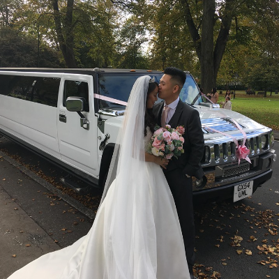 Finishing Touch Transport Wedding car