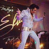 Elvis Tribute Andy Jones Singer