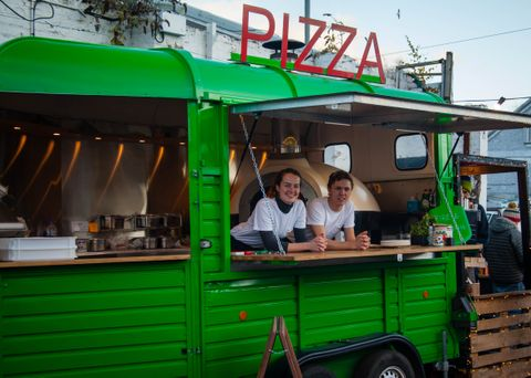 Fire & Dough - Catering , Edinburgh,  Food Van, Edinburgh Pizza Van, Edinburgh Street Food Catering, Edinburgh Mobile Caterer, Edinburgh