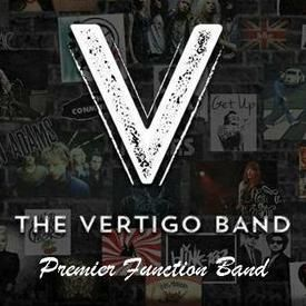 The Vertigo Band Function & Wedding Music Band