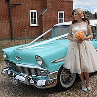 Yorkshire Classic American Wedding Cars Vintage & Classic Wedding Car