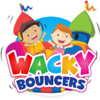 Wacky Bouncers Bubble Machine