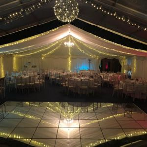 Whiting Marquees Stretch Marquee