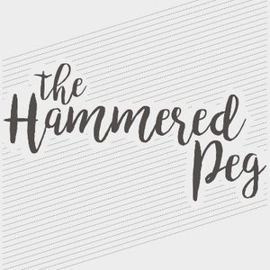 The Hammered Peg Mobile Bar