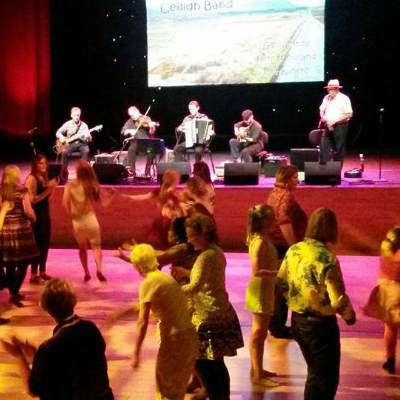 Gallivanters Ceilidh Band World Music Band