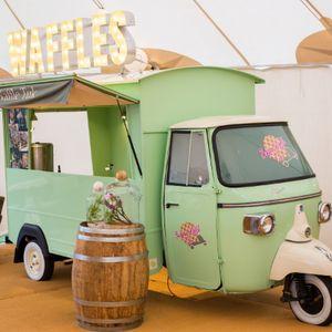 Belgian Waffle Tuk Food Van