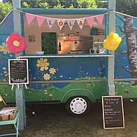 Bluebell Events Ice Cream Cart