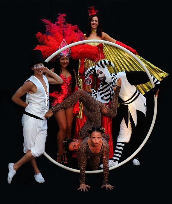 Rachel Phoenix - Circus Entertainment Dance Act  - Hertfordshire - Hertfordshire photo