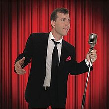 Ratpack and Party Singer - Dean Ager Impersonator or Look-a-like