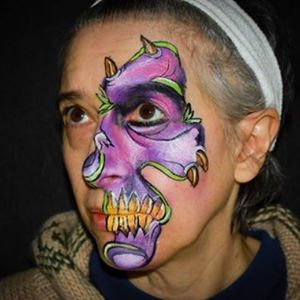 About Face Face Painter