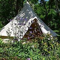 SuiteBells Bell Tent