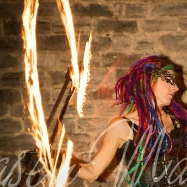 The Fire Gypsies Circus Entertainment