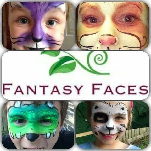 Fantasy Faces - Children Entertainment , Bacup,  Face Painter, Bacup