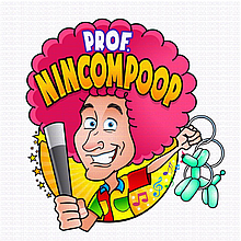 Professor Nincompoop Children Entertainment
