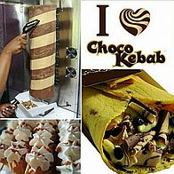 The Dessert Bar by Sugar Rush Crepes Van