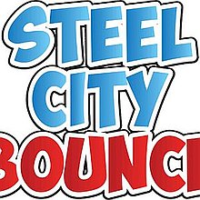 Steel City Bounce Bouncy Castle