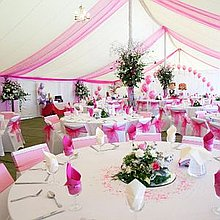 Lakeview Events Ltd Party Tent