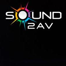 Sound2av Projector and Screen