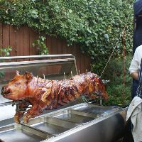 Acorn Hog Roast Ltd Business Lunch Catering