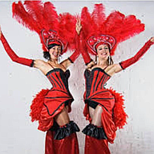 Hafla Entertainment Nottingham Dance Act