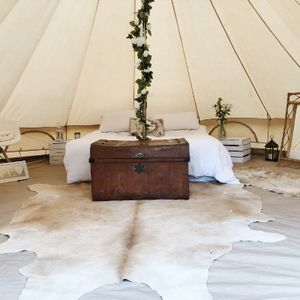 Glamped Up Bell Tent