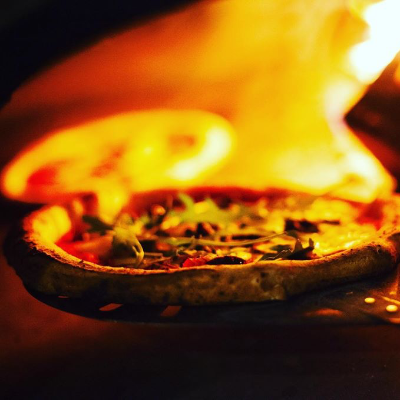Wood Fired Pizza Private Party Catering