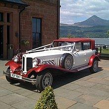 Ayrshire Bridal Cars Luxury Car