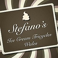 Stefano's Ice Cream Tricycles Ice Cream Cart