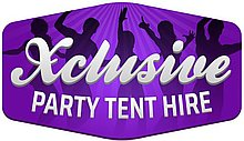 Xclusive Party Tent Hire Bouncy Castle