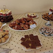 Farnham Vintage Teas Afternoon Tea Catering