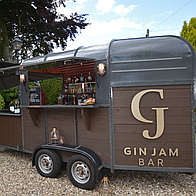 Gin Jam Bar Mobile Bar
