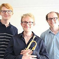 Over The Top Jazz Trio Gypsy Jazz Band