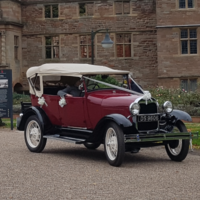 Auto Carriages Vintage & Classic Wedding Car