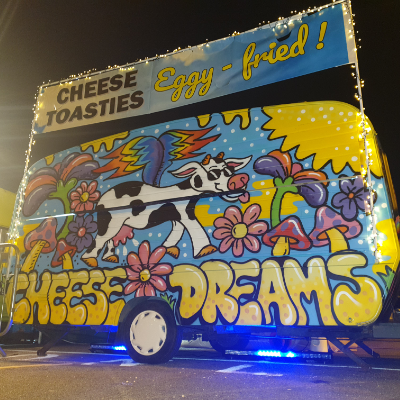 Cheese Dreams Company Street Food Catering