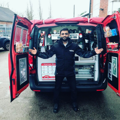 Maulik Patel Trading As Cafe2u Welwyn And Hatfield Food Van